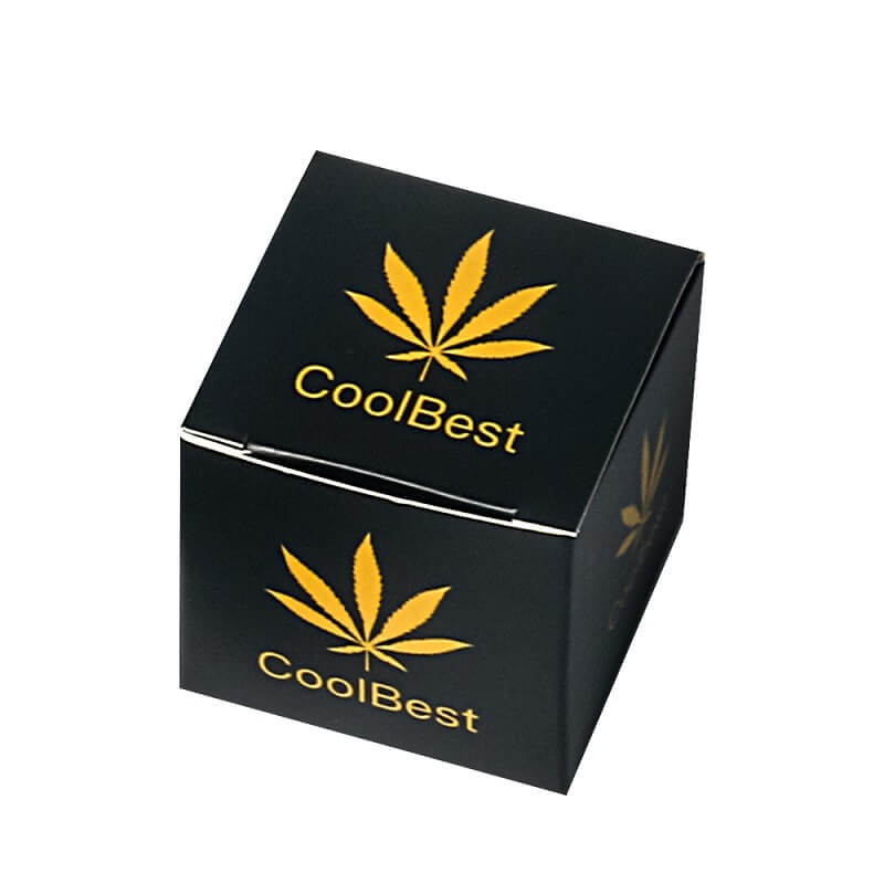 Concentrate Box with Custom Printing - Custom Beauty Box
